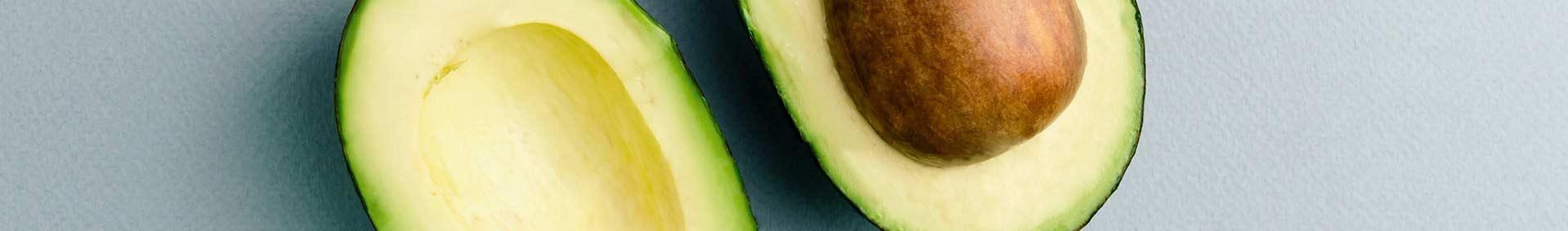 Gesunde Ernährung und Lebensführung: Avocado